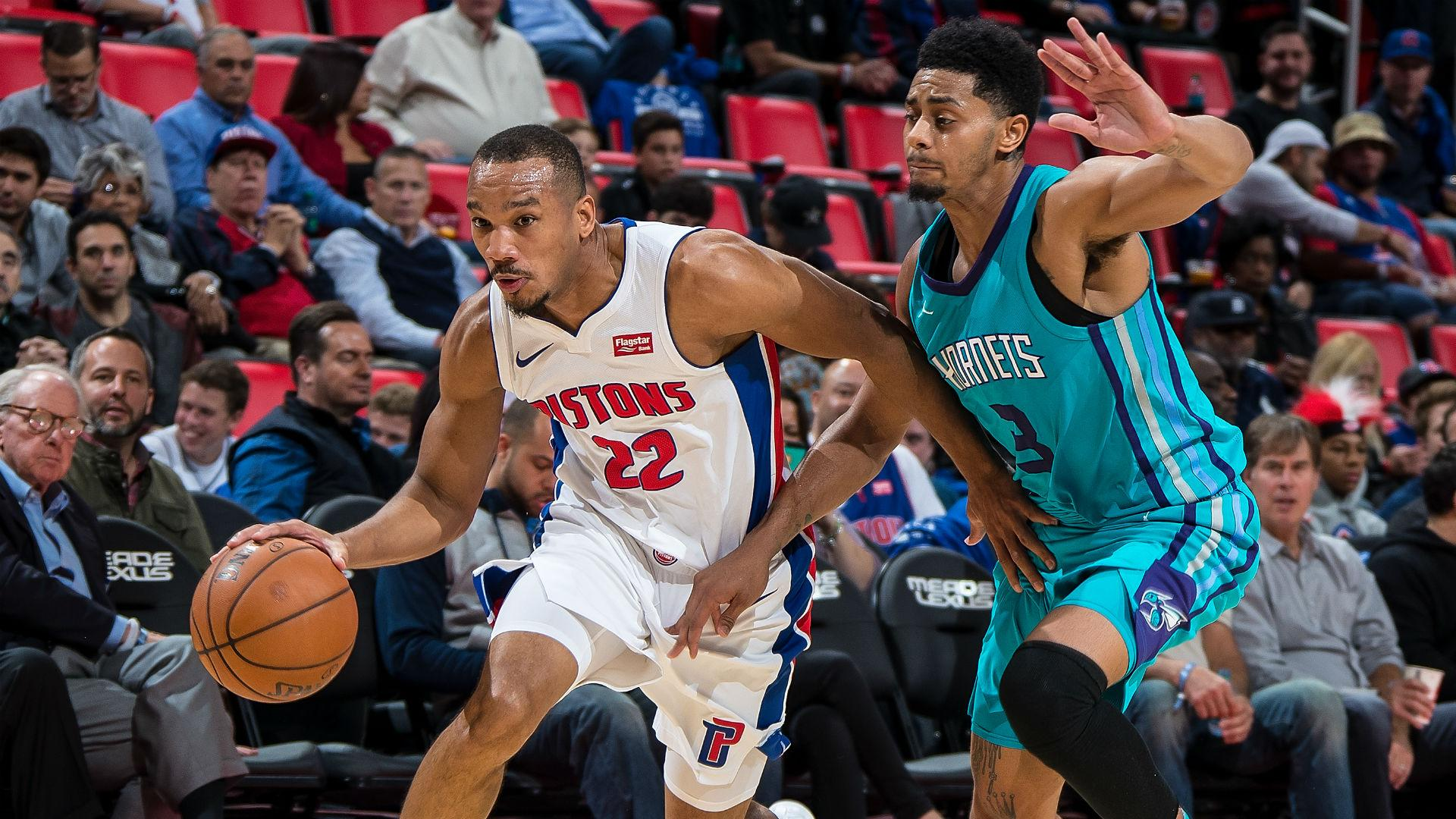 With Avery Bradley, Pistons find shooting guard they've ...