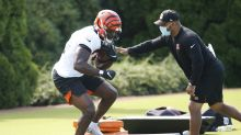 Bengals RB Jacques Patrick quietly had a monster training camp scrimmage
