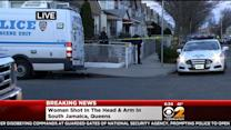 Police: Woman Fatally Shot In The Head At Her Queens Apartment