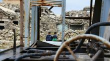 Relics of its golden past, Mosul's trains left to rust