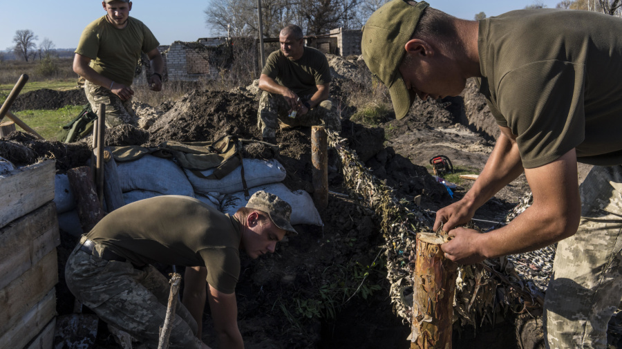 Fear of riots ahead of Russia-Ukraine peace talks