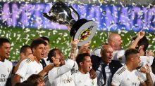 Título de La Liga e venda de lateral reforçam os cofres do Real Madrid