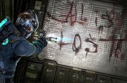 Balancing horror and action in Dead Space 3