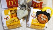 Burger King and McDonalds phase out plastic toys in UK green push