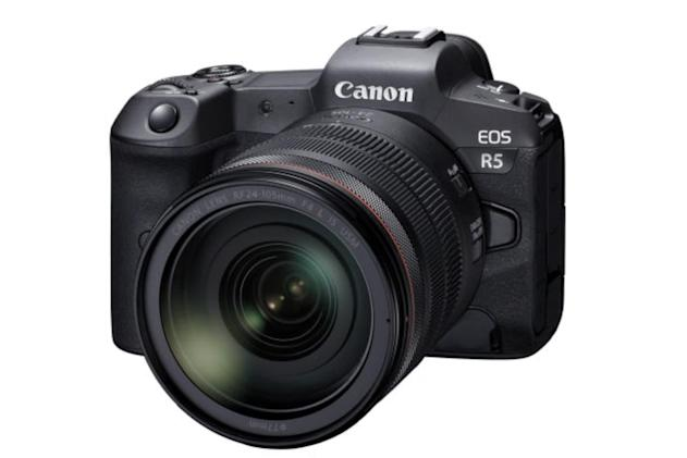 Canon confirms that its 8K EOS R5 camera is not 'a fantasy'