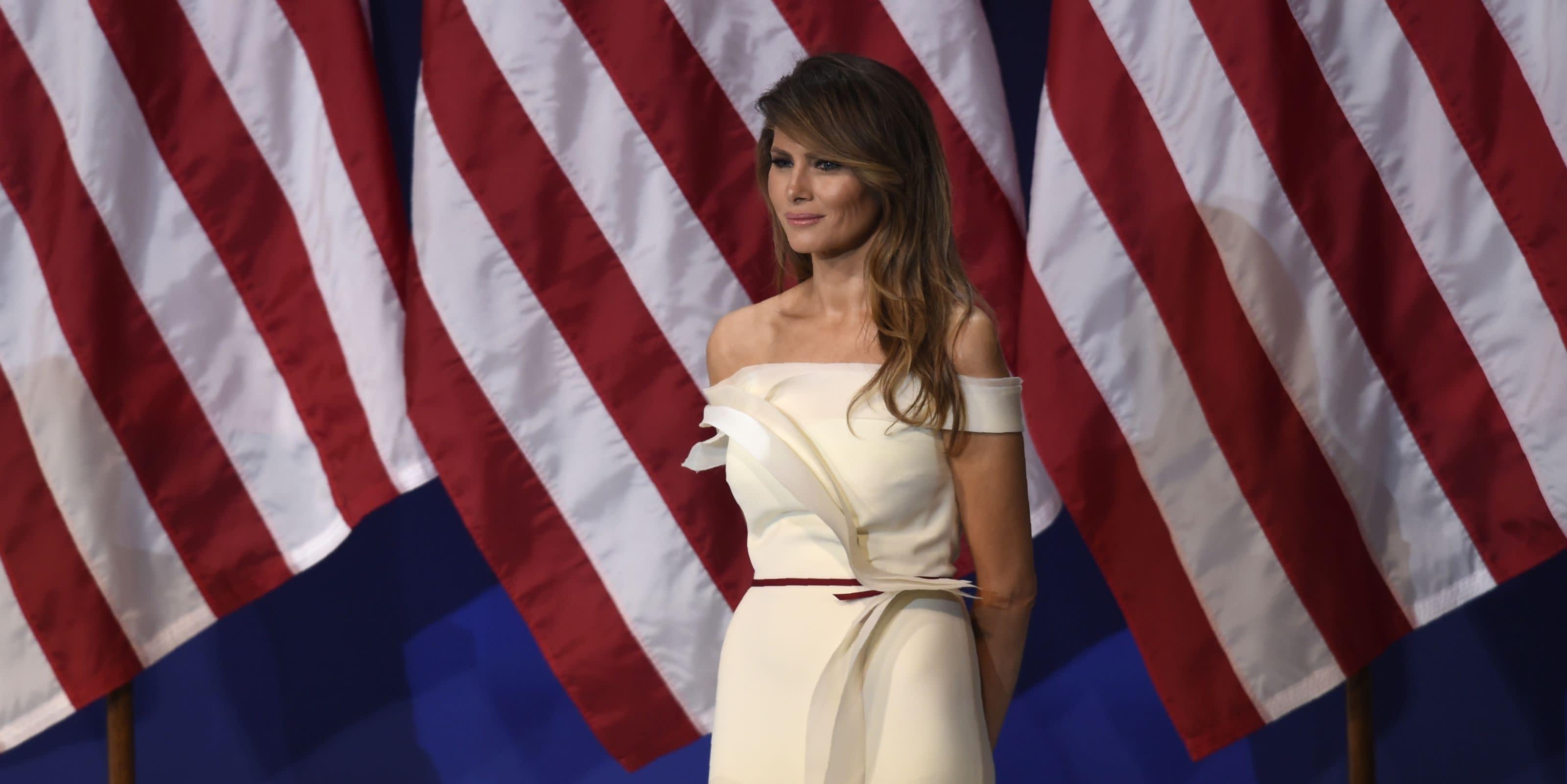 Melania Trump Hires An Interior Designer To Redecorate The