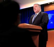 Pompeo says U.S., Russia have made progress on arms control