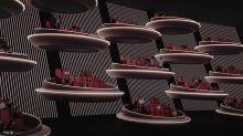 Cambian el diseño de un cine de París recreando el Senado Galáctico de 'Star Wars'