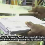 Pa. Supreme Court Gives Democrats Series Of Victories, Including Mail-In Ballot Deadline Extension