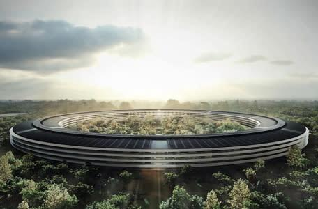 Apple Campus 2 receives final approval
