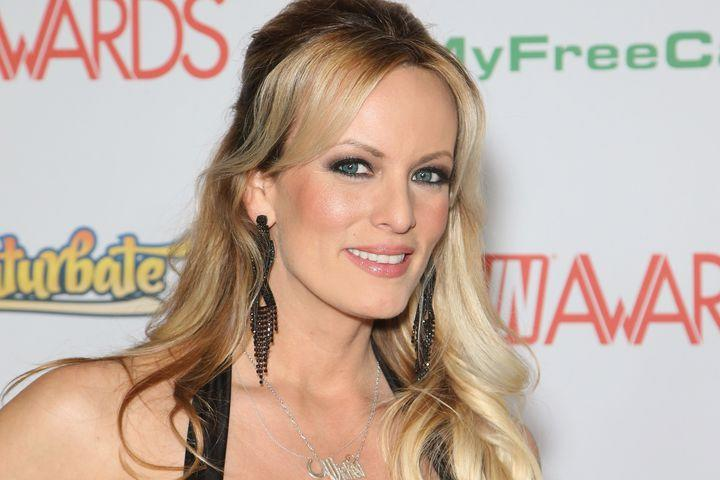 Stormy Daniels was the most searched-for term on Pornhub