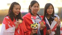 SEA Games: Michelle Sng wins Singapore's first high jump gold medal since 1965