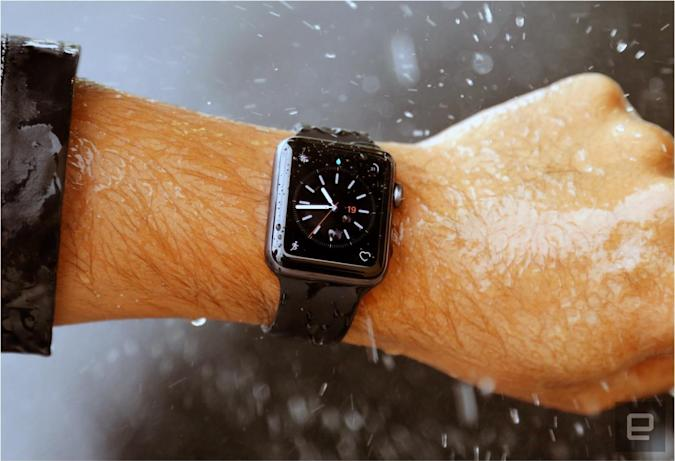 Your health insurance might score you an Apple Watch