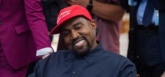 Kanye: 'My calling is to be the leader of the free world'
