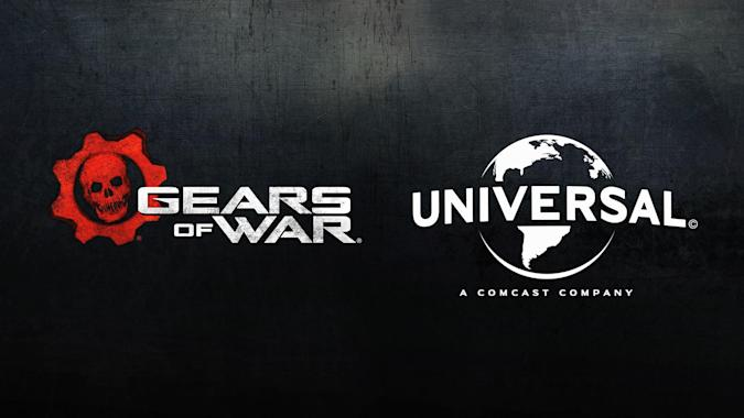 'Gears of War' is headed to the silver screen