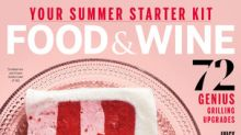 Meredith's FOOD & WINE Reveals New Look In June Issue