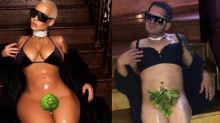 The 'Amber Rose Challenge' Is the Funniest, Furriest Thing on the Internet Right Now