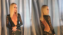 Amanda Holden's low-cut Britain's Got Talent dress wins most Ofcom complaints of the year award
