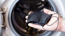 Coronavirus: How to properly wash reusable face masks