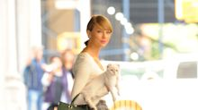 It's International Cat Day. Celebrity cat ladies unite!