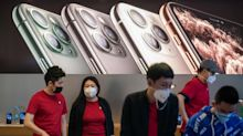 Apple stock may get hit by coronavirus fears