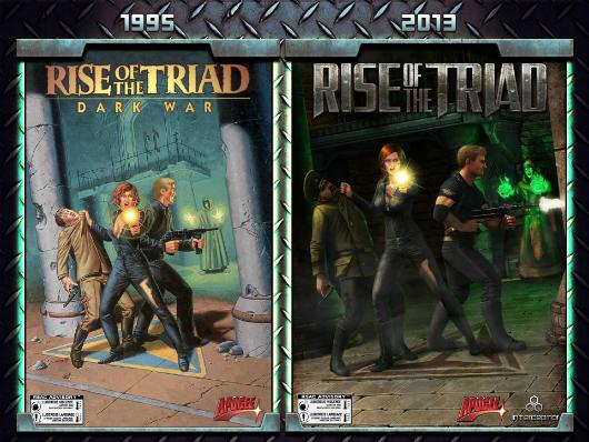 Rise of the Triad out this summer, here's what you'll need to play it