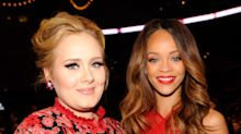 Adele wrote adoring essay about Rihanna for Time 100