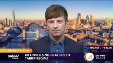 UK unveils no-deal Brexit tariff regime
