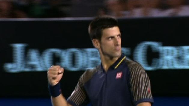 Djokovic outclasses Harrison