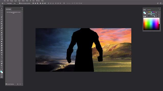 A Photoshop livestream is slowly revealing the next Assassin's Creed