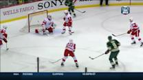 Koivu beats Howard with quick shot for the PPG