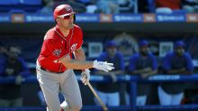AP source: Zimmerman, Nats agree at $1M, pending physical