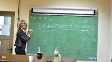 Así fue la insólita aparición de Vicky Xipolitakis en la UBA