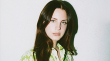 Lana Del Rey put a hex on Donald Trump after he 'jolted' her 'into the real world'