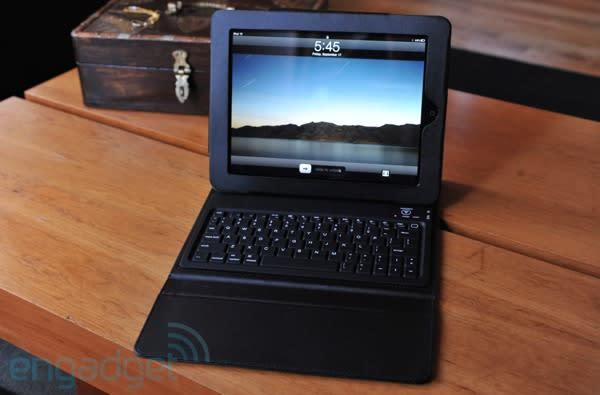 AIDACASE KeyCase Folio Deluxe for iPad Bluetooth keyboard case review