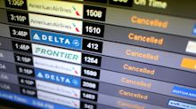 Airlines cancel hundreds of flights, cap fares ahead of Hurricane Florence