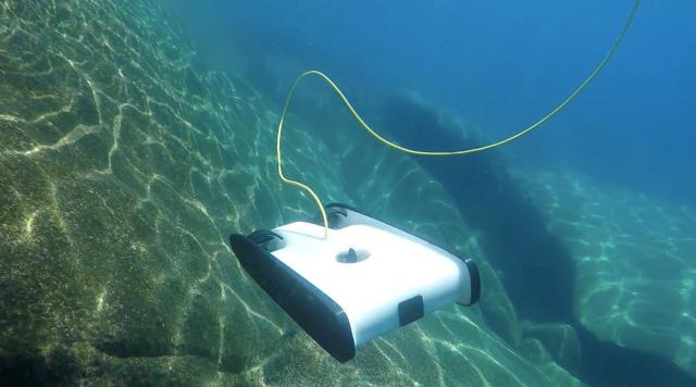 OpenROV Trident underwater drone blows up on Kickstarter