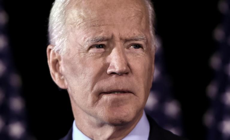 Trump says North Korea went too far in calling Biden `rabid dog`