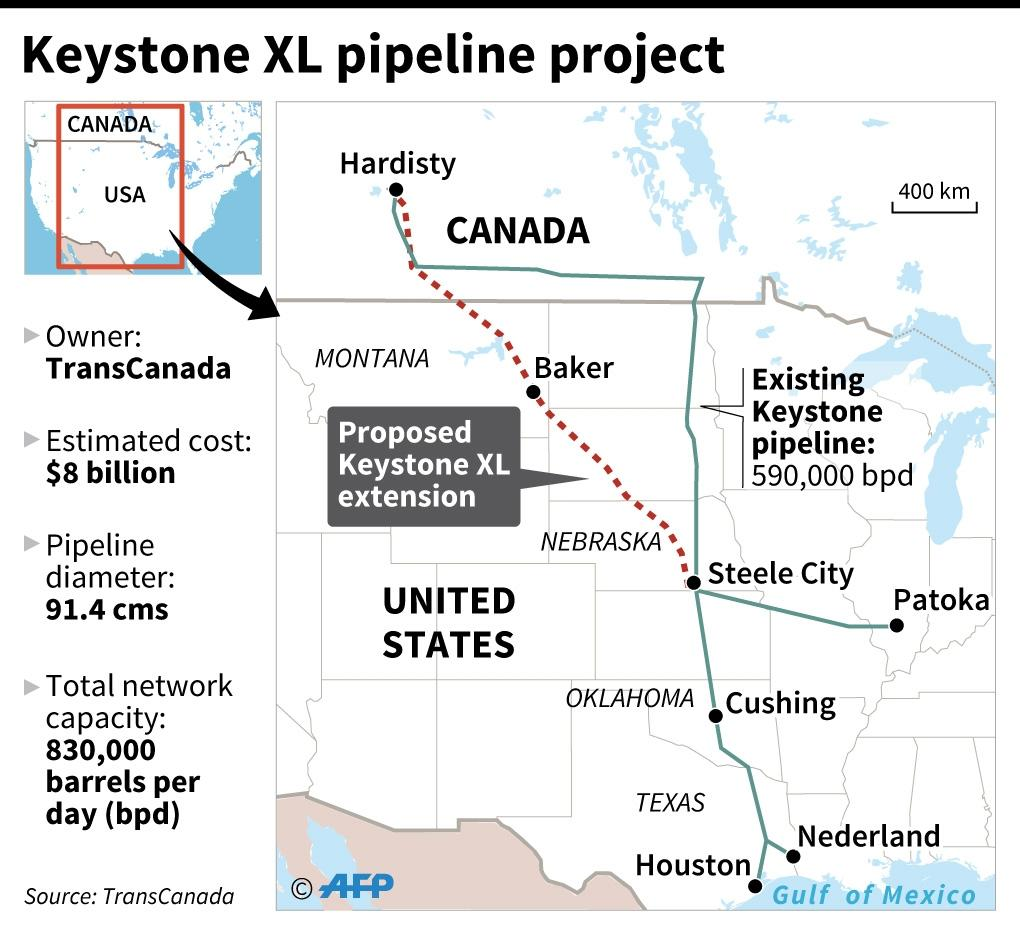 deployment of keystone pipeline system essay In the coming months, transcanada will likely receive a green light to build the final leg of its keystone pipeline network, which would carry canadian tar sands to.