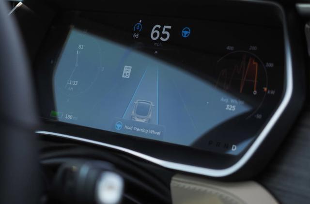 Tesla's Autopilot approved for international use