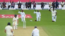 'A great moment': West Indies and England condemn racism together