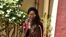 BFFs Kareena, Malaika, Amrita Spotted Post Their Yoga Session