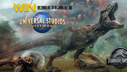 Win A Trip To Universal Studios Hollywood!
