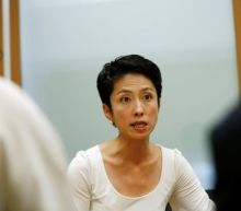 First female head of Japan's opposition Democratic Party resigns