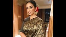 Manisha Koirala's Sari And Styling Is Beyond Amazing