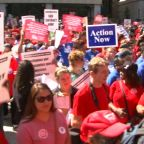 Chicago Teachers Union changes some demands with potential strike just days away