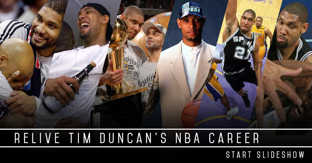 San Antonio Spurs legend Tim Duncan retires after 19 seasons