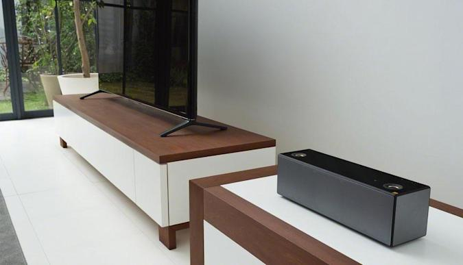 Sony's Cast-friendly speakers offer high-res and multi-room audio