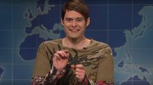 Bill Hader Brings Stefon Back to 'Saturday Night Live' With Advice for Tourists on St. Patrick's Day