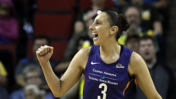 Report: Taurasi to join LeBron in Space Jam 2